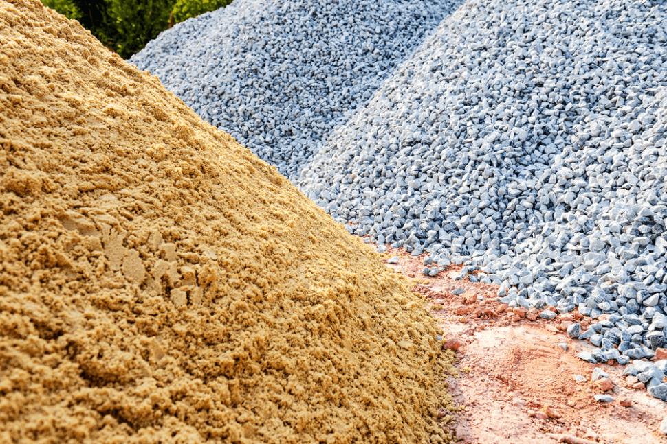 Cách chọn cát trong xây dựng