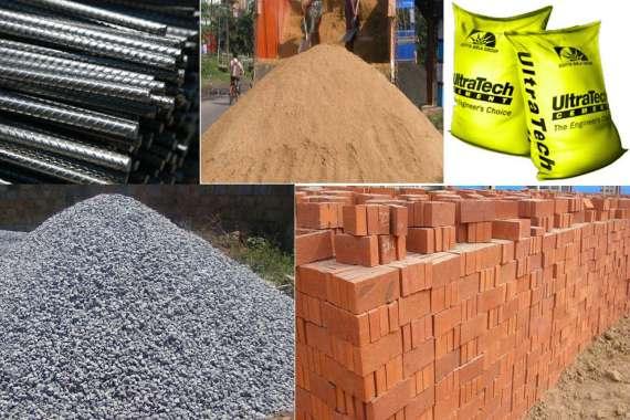 Cửa hàng vật liệu xây dựng quận Tân Phú