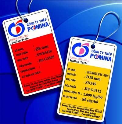 Báo giá thép Pomina