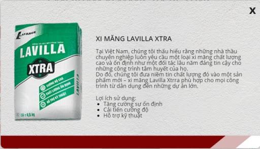 Xi măng Lavilla có tốt không?
