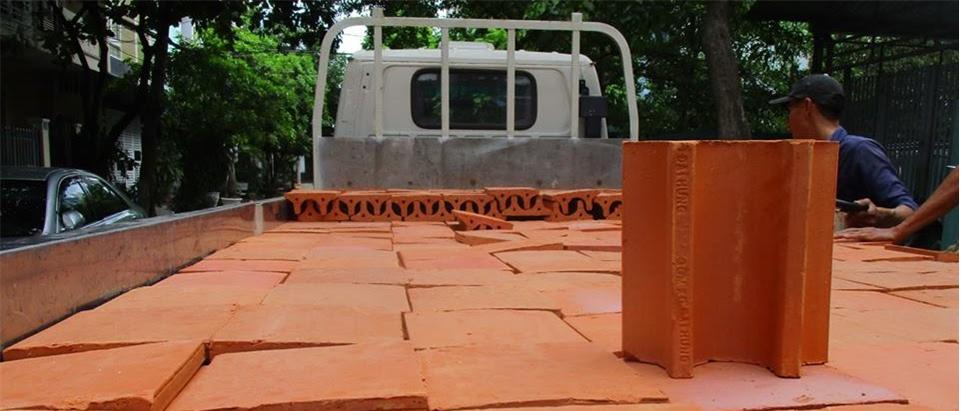 Báo giá gạch chống nóng chữ U TP HCM