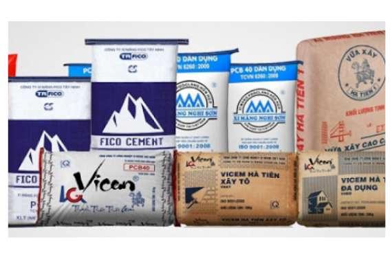 Tổng hợp các loại xi măng phổ biến trên thị trường