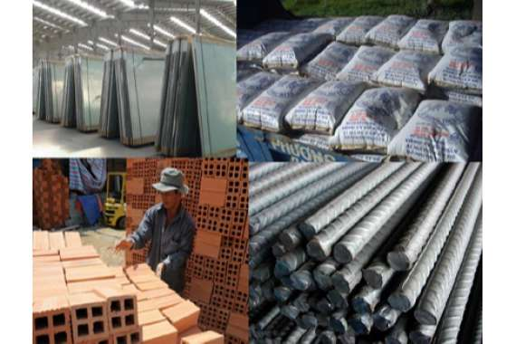 Đơn vị mua bán vật liệu xây dựng Hồ Chí Minh