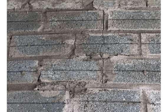 Tại sao gạch không nung dễ bị nứt?