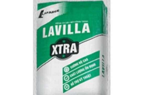 Tìm hiểu về xi măng Lavilla Xtra