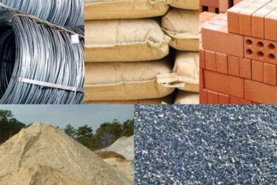 Nguyên vật liệu xây dựng là gì?