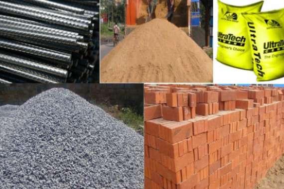 Mua vật liệu xây dựng tại quận Tân Phú