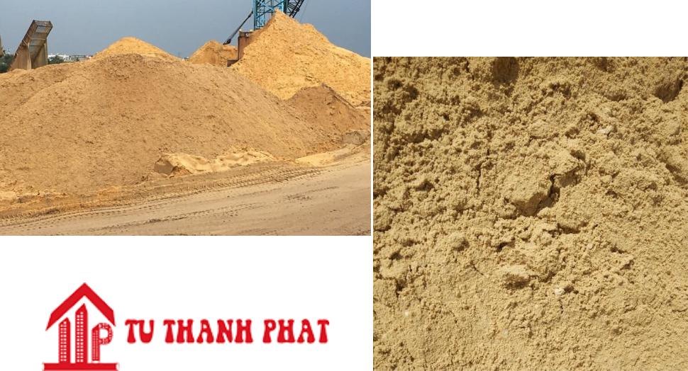 Phân biệt cát xây và cát bê tông
