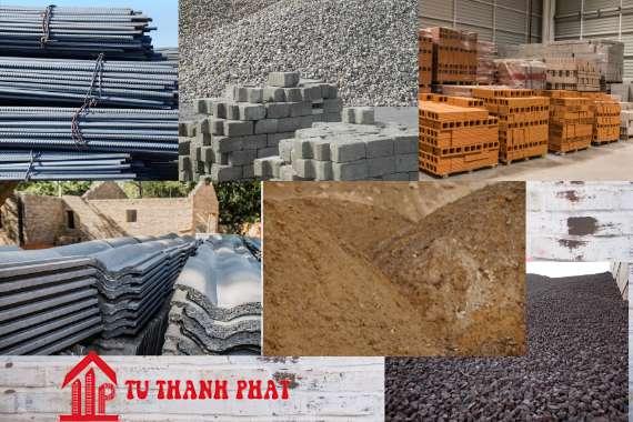 Đơn vị mua bán vật liệu xây dựng tại quận 3