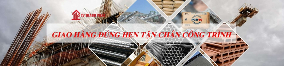 Cửa hàng bán vật liệu xây dựng uy tín tại Sài Gòn