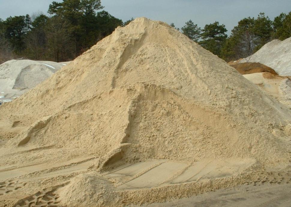 Đơn vị bán cát xây tô HCM