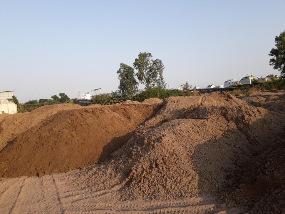 Nhà cung cấp cát san lấp chất lượng