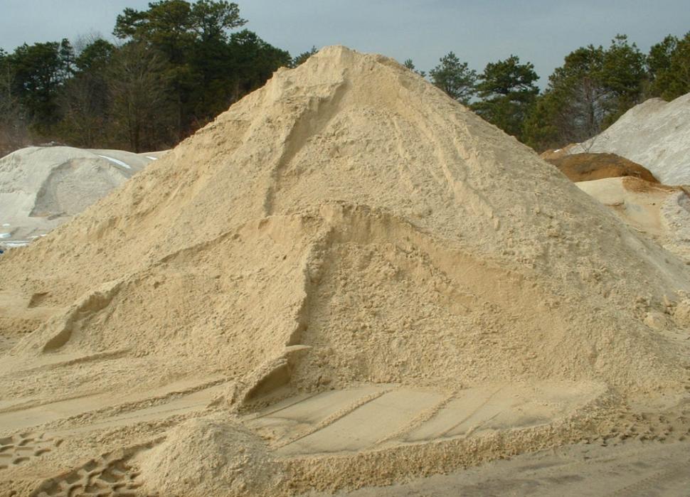 Cách rửa cát xây dựng