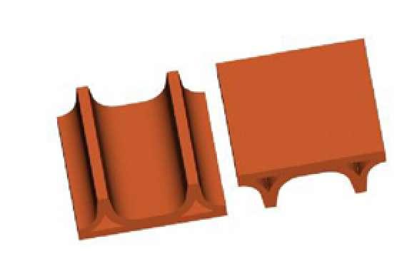 Ưu điểm của gạch ghế chống nóng