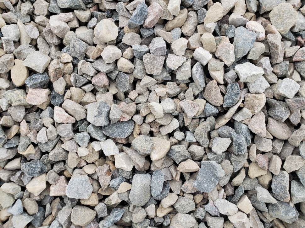 Vật liệu xây dựng thô bao gồm những gì?