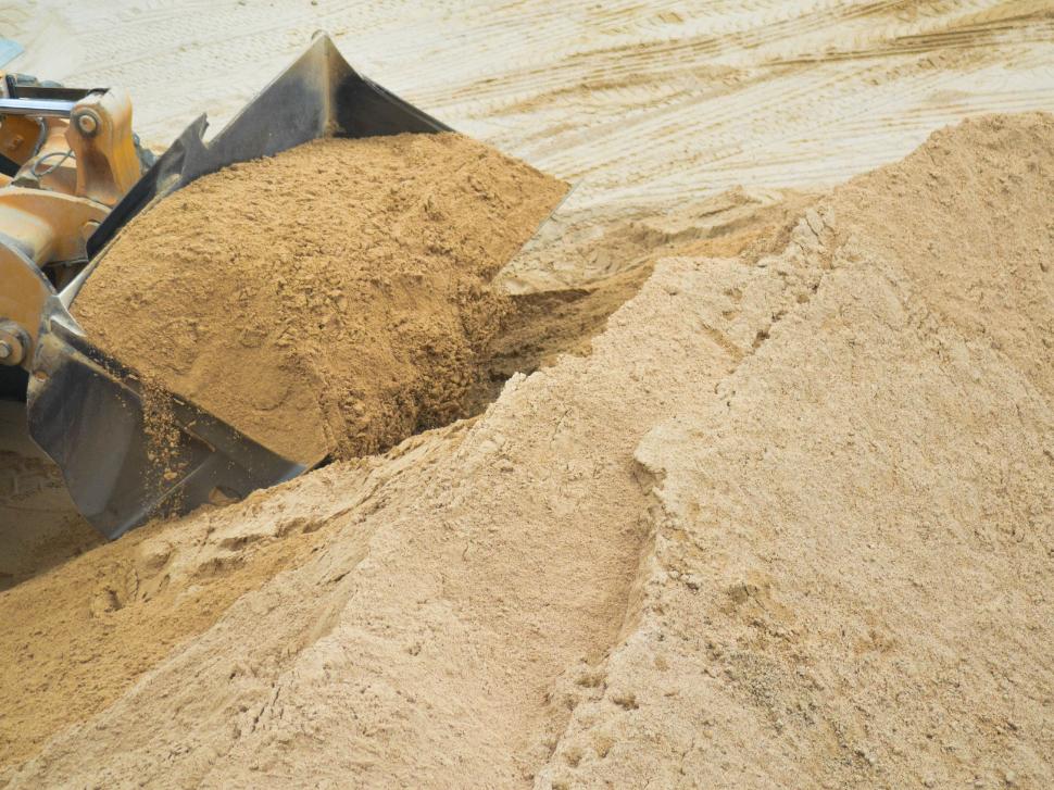 Mua cát xây tô HCM