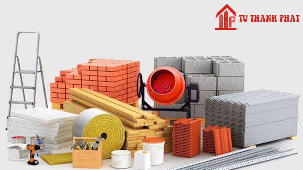 Nhà cung cấp vật liệu xây dựng Gò Vấp