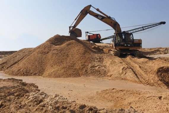 Yêu cầu về cát san lấp trong xây dựng