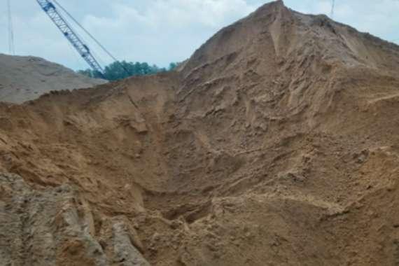 Mua cát san lấp TPHCM